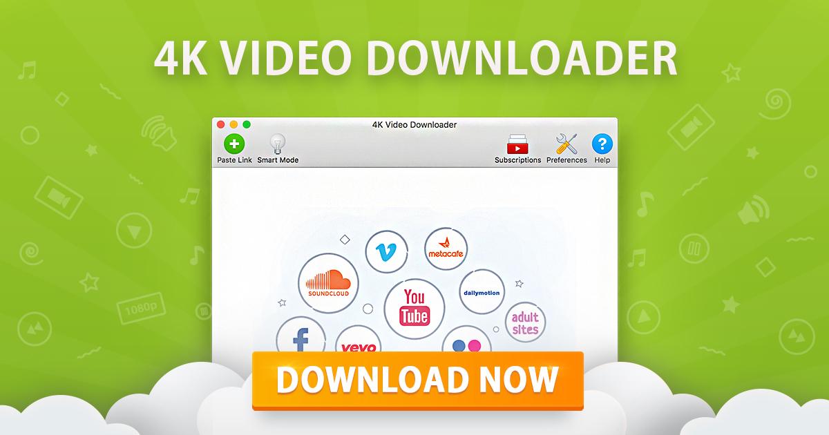 4K VIDEO DOWNLOADER APPLICATION